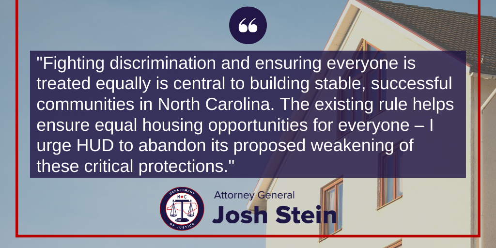 Attorney General Josh Stein Leads 22-State Coalition to